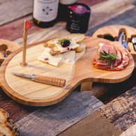*NEW* Golf Cheese Board with Stainless Steel Tools