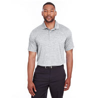 *NEW* Puma® Golf Men's Icon Heathered Golf Polo