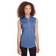 *NEW* Puma® Golf Ladies' Rotation Stripe Sleeveless Polo