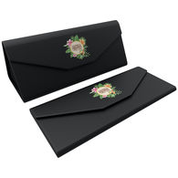 *NEW* ProFlat™ Eyewear Case with Full Color Printing - Folds Flat When Not In Use!