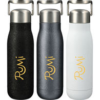 *NEW* 17 oz Vacuum Insulated Bottle with Crackle Frost Texture