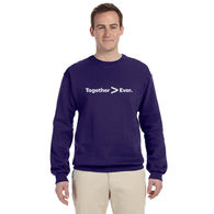 Adult Basic Weight Crewneck Sweatshirt - BUDGET