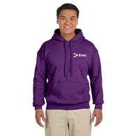 Adult Basic Weight  Pullover Hooded Sweatshirt - BUDGET
