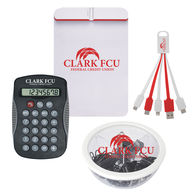 *NEW* Work from Home Kit with Mousepad, Calculator, Charging Cable and More