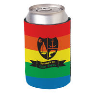 *NEW* Rainbow Foam Can Cooler
