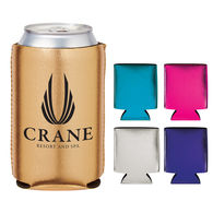 *NEW* Metallic Neoprene Can Cooler