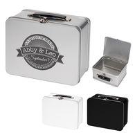 *NEW* Retro Tin Lunch Box