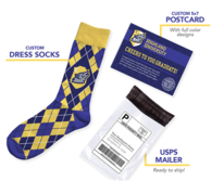 *NEW* Custom Sock Care Package - Mailed Directly to Your Recipients' Homes
