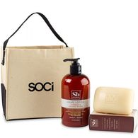 Soapbox® Cleanse & Revive Bar Soap and Lotion Gift Set (1 Purchased = 1 Donated)
