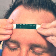 *NEW* Reusable Forehead Thermometer - Unimprinted