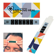 *NEW* Reusable Forehead Thermometer with Full-Color Imprint