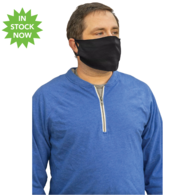 *NEW* Single-Ply Back-Up Mask is Foldable, Fits in Wallets - Unimprinted - IN STOCK NOW!