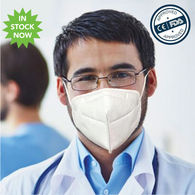 *NEW* UNIMPRINTED KN95 Non-Medical Respirator Mask - IN STOCK NOW!