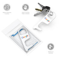 Touch-Free ABS PLASTIC Tool Allows you to Open Doors and Press Buttons - Full Color Imprint