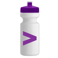 21 oz. Dishwasher-Safe Sports Bottle (BPA-Free) Made from Food-Safe HDPE (#2)