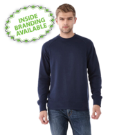 Quick Ship MEN'S Ultra Soft Crewneck Sweatshirt - BETTER