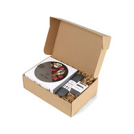 *NEW* W&P® Porter Ceramic Deluxe Lunch Gift Set with Bowl, Utensils, & Dressing Containers