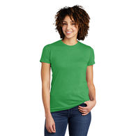 Allmade® Women's Eco Tri-Blend Tee (50% Recycled Water Bottles, 25% Organic Cotton, 25% Sustainable Modal)