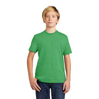 Allmade® Youth Eco Tri-Blend Tee (50% Recycled Water Bottles, 25% Organic Cotton, 25% Sustainable Modal)