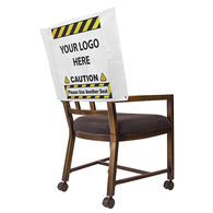 *NEW* Plastic Chair Cover with Full Color Printing