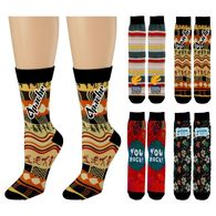 Dress Sock with Full Color Sublimation - Low Minimum