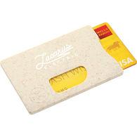 *NEW* Wheat Straw RFID Card holder