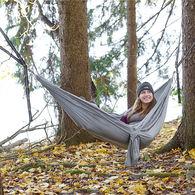 *NEW* High Sierra® Packable 2-Person Hammock Made of Parachute-Grade Nylon Can Hold Up to 500 lbs.