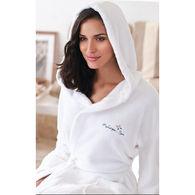 *NEW* Hooded Robe - Super Soft Coral Fleece - BETTER