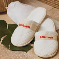*NEW* Quilted Velour Slippers Allow You to get Comfy on that Zoom Call!