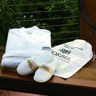 *NEW* Kimono Style Robe & Slippers Gift Set