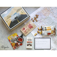 *NEW* Road Trip:  A Gourmet Travelers Gift Box that Ships Directly to Recipients (3 Sizes available)