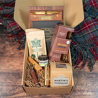 Trailblazer:  A Gourmet Outdoorsy-Type Gift Box that Ships Directly to Recipients (3 Sizes available)