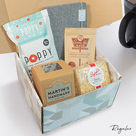 *NEW* Hello, There:  A Gourmet Work-From-Home Gift Box that Ships Directly to Recipients (3 Sizes available)