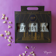 *NEW* Movie Night:  A Gourmet Popcorn-Heavy Gift Box that Ships Directly to Recipients