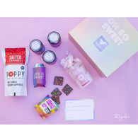 *NEW* Sugar Rush:  A Gourmet Quick-Pick-Me-Up Gift Box that Ships Directly to Recipients (3 Sizes available)