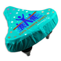 *NEW* Bicycle Seat Cover with Full-Color Imprint