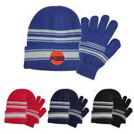 *NEW* Cuff Beanie and Gloves Set
