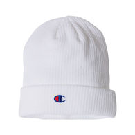 *NEW* Champion® Ribbed Knit Cap