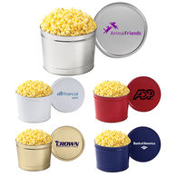 *NEW* 2 Gallon Classic  Popcorn Tin - Buttered