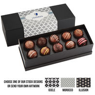 *NEW* Belgian Chocolate Truffle Box (10 Pieces)
