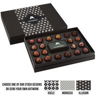 *NEW* Belgian Chocolate Truffle Box (20 Pieces)