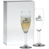 *NEW* Set of 2 Champagne Flutes
