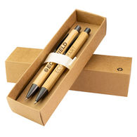 *NEW* Bamboo Pen and Mechanical Pencil Set