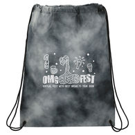 *NEW* Tie Dyed Drawstring Bag