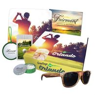 Destination Gift Set #4 (11 American Cities Available!) - Golfers' Necessities