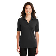 Ladies' Easy Care Smooth Knit Polo