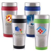 *NEW* 16 oz. Stainless Steel Tumbler with Full-Color Printing