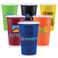 *NEW* 16 oz. Double Wall Cup with Full-Color Printing