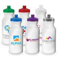 20 oz. Sports Water Bottle with Full-Color Printing