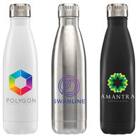 *NEW* 17 oz. Double-Wall Stainless Bottle with Full-Color Printing